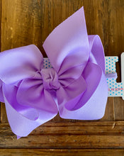 "Load image into Gallery viewer, Headband With 5.5"" Bow"