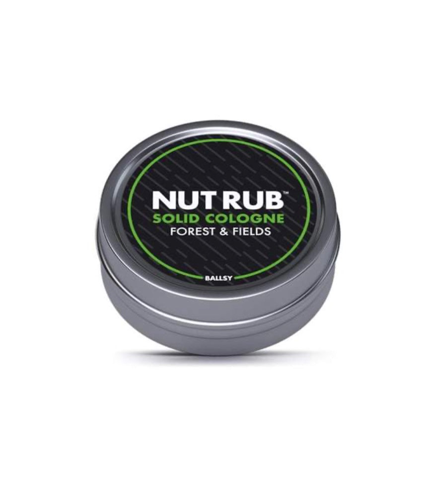 Nut Rub- Forest & Fields