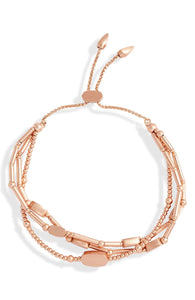 Chantal Rose Gold Bracelet