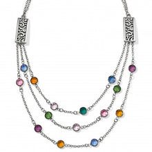 Load image into Gallery viewer, Elora Gems Multi Layer Necklace