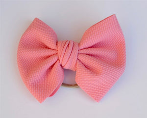 Bella Bow Headband