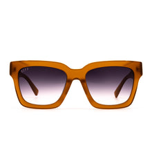 Load image into Gallery viewer, Austen Dark Ginger/ Brown Gradient Sunglasses