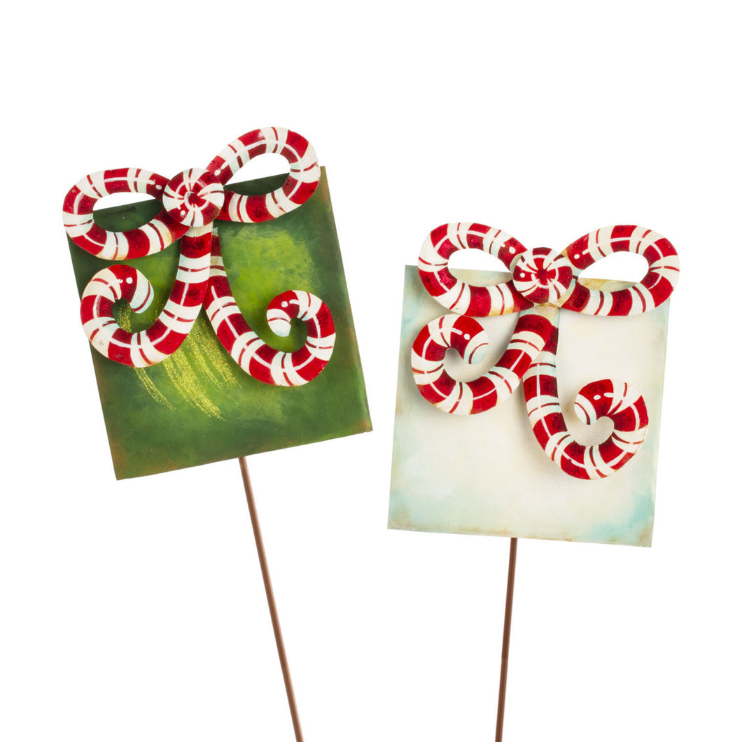 2pc Candy Cane Gifts