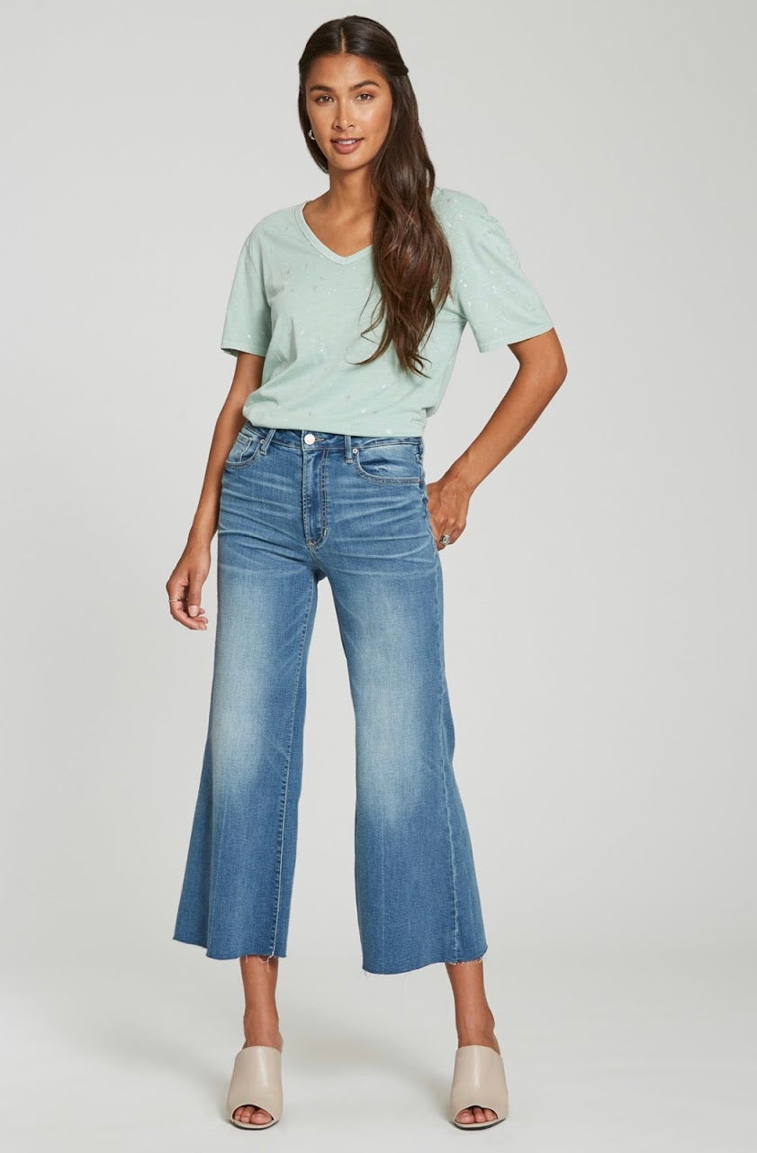 Charlotte Super Highrise Wide Leg Jean