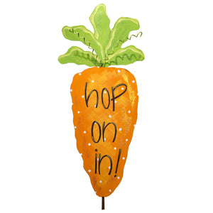 Large Hop On In Carrot