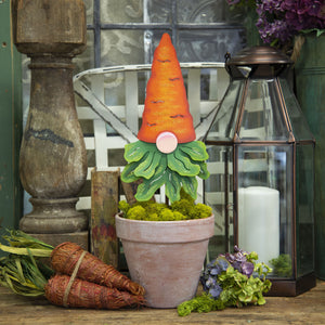 Carrot Gnome