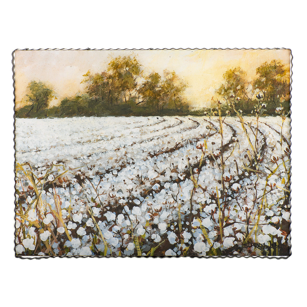 Cotton Harvest Gallery Print