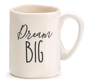 Burton + Burton Dream Big Mug
