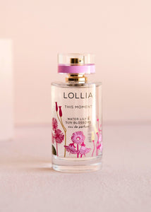 Lollia This Moment Perfume Water Lily & Sun Blossoms