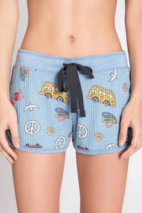 Peace And Love Short