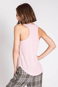 Rose Quartz Thermal Basic Tank