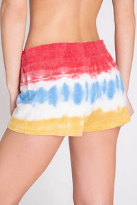Colorful Vintage Feels Shorts