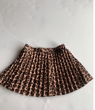 Load image into Gallery viewer, Kids Pleated Mini Skirt
