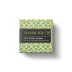 Thoughtfuls Pop Up Card-Thank You