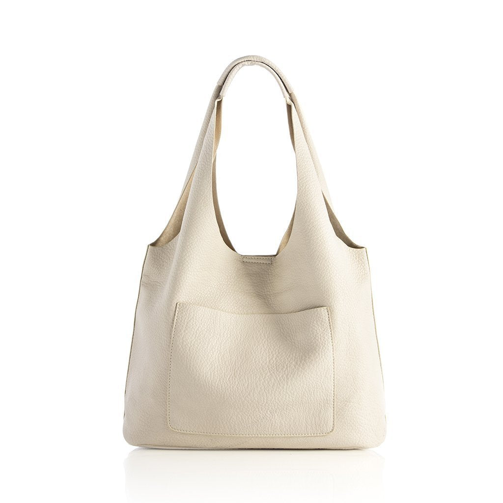 Arden Ivory Day Tote