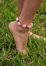 Load image into Gallery viewer, Shell Anklet