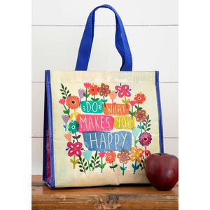 Insulated Lunch Bag Do What Makes You Happy