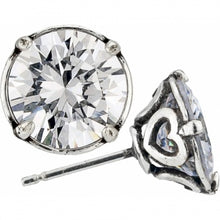 Load image into Gallery viewer, 10mm Brilliance Post Earrings