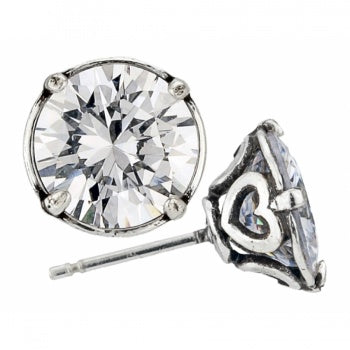 9mm Brilliance Earrings