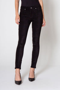 Gisele Skinny High Rise - Black