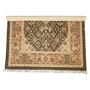 5'x8' Cotton Printed Rug