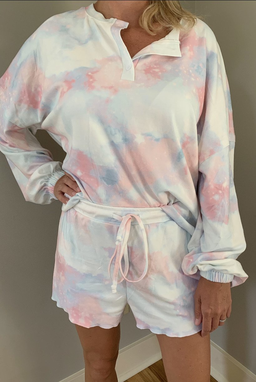 Cotton Candy Lounge Set