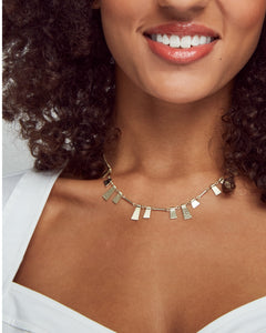 Lynne Gold Choker Necklace