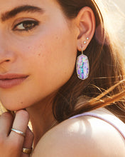 Load image into Gallery viewer, Elle Gold Drop Earrings