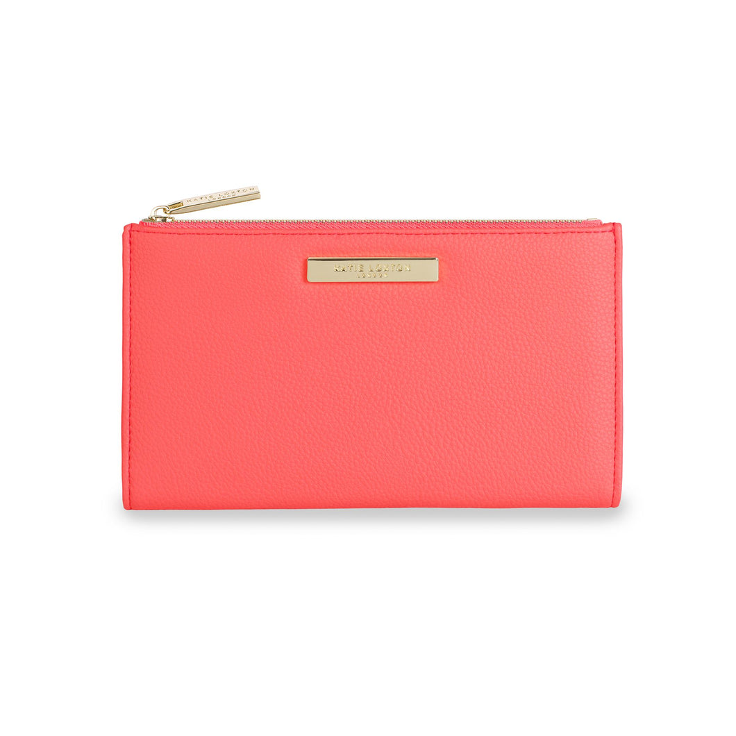 Coral Alise Fold Out Purse