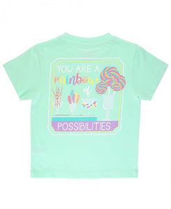 Rainbow Of Possibilities Signature Tee