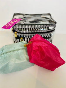 Travel Organizing Toiletry Carrier