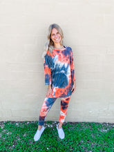 Load image into Gallery viewer, Tie Dye Lounge Set