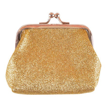 Load image into Gallery viewer, Glitter Coin Purse