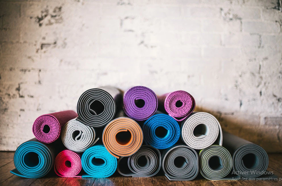How to choose a right mat for your yoga exercise at Home