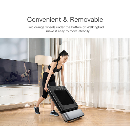 Smart Portable Walking Machine Electric Treadmill Household