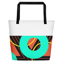 Load image into Gallery viewer, Retro Beach Bag