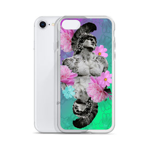 Beauty & Brawn iPhone Case