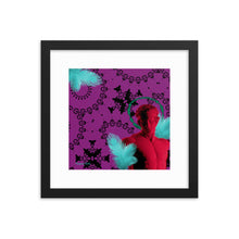 Load image into Gallery viewer, Hermes Cools Off 1 (with frame)-Framed Print-Popquiz Gods