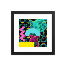 Load image into Gallery viewer, Hermes Wins Gold 2 (with Frame)-Framed Print-Popquiz Gods