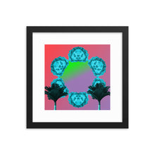 Load image into Gallery viewer, Roman Mirrors 1 (with frame)-Framed Print-Popquiz Gods