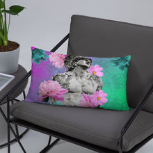 Load image into Gallery viewer, Perseverance 1 (Pillow form)-Pillow-Popquiz Gods