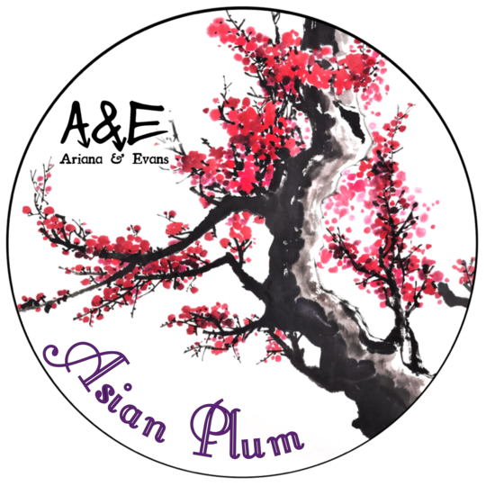 ARIANA & EVANS SHAVING SOAP, Asian Plum