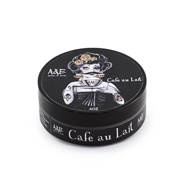 Ariana & Evans - Cafe Au Lait - SHAVING SOAP