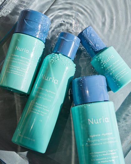 The Hydrate Collection: these potent products nourish your skin to reveal its natural glow.
