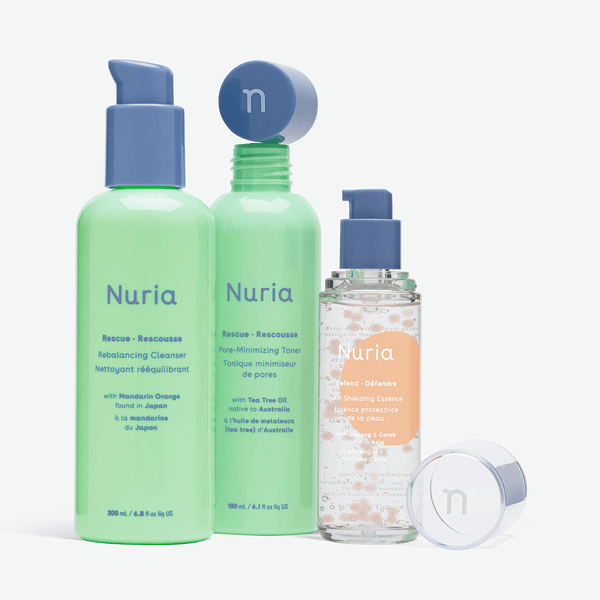 Troubled Skin Relief Set
