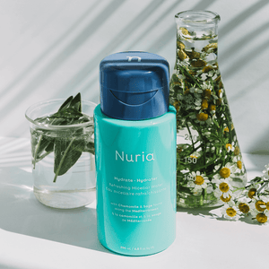 Nuria - Clean, vegan skincare to help you glow
