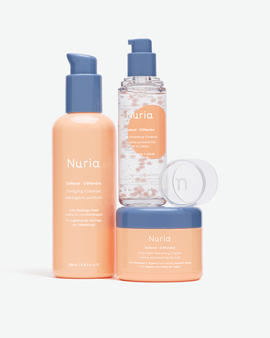 Nuria De-stress & be radiant bundle