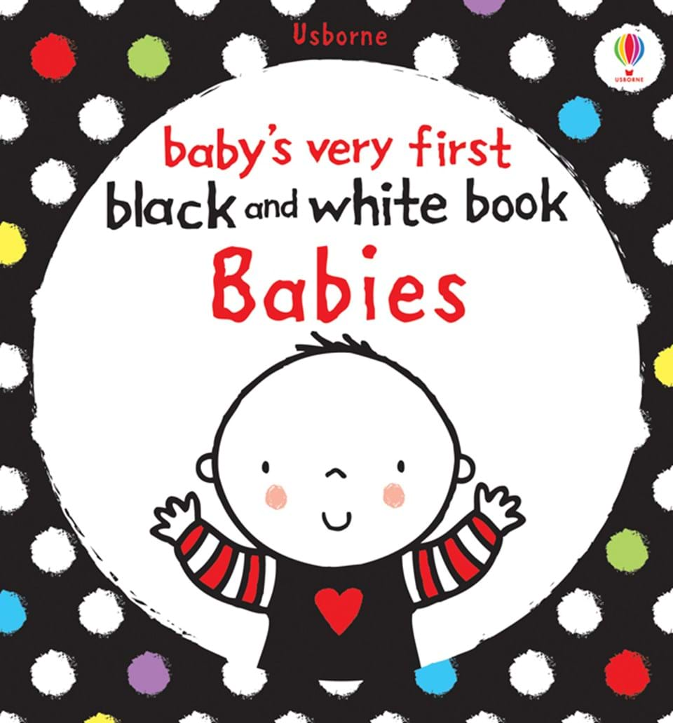 Baby's very first black and white books - Babies