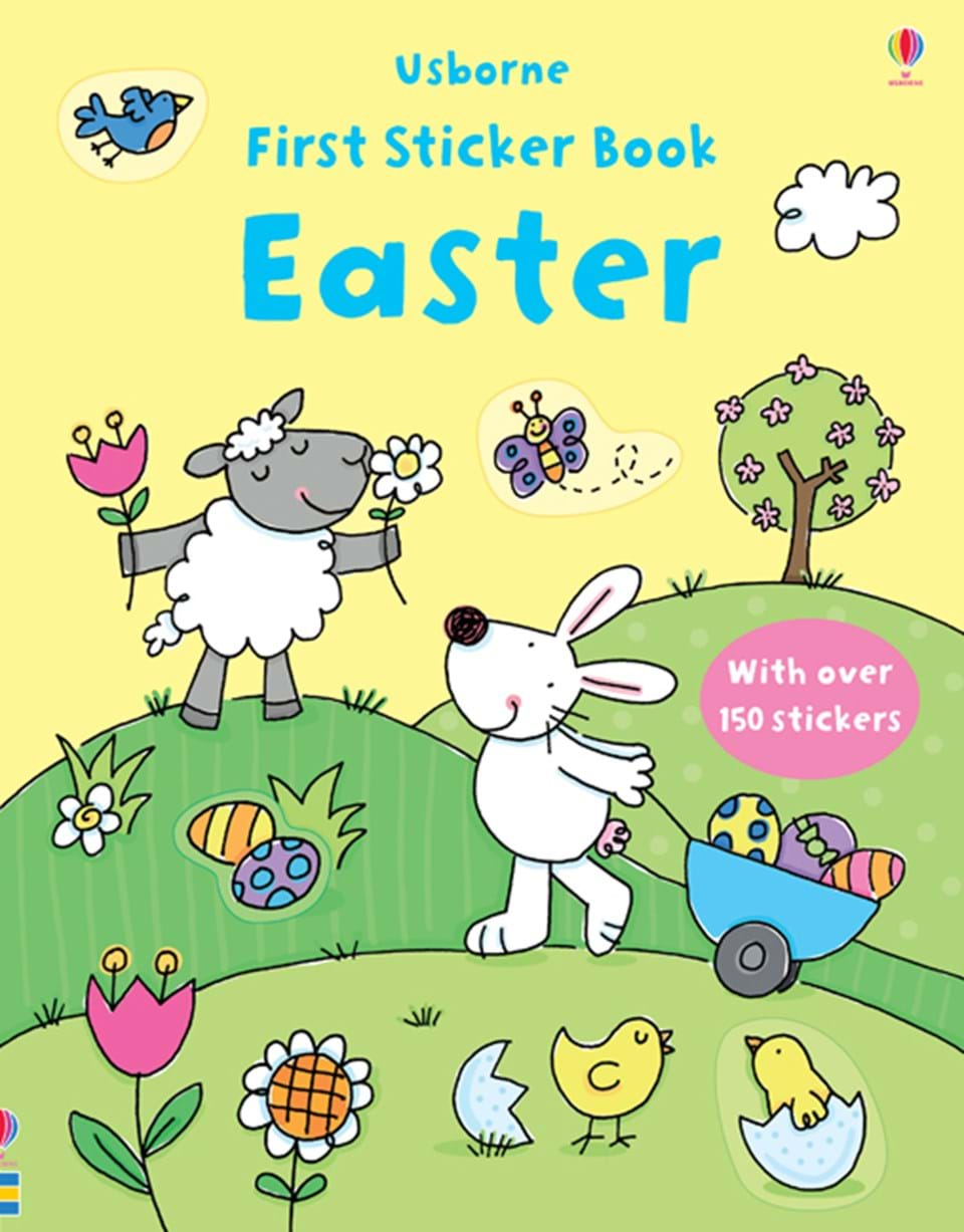 Easter - First sticker books