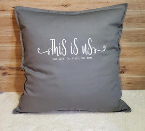 This is Us - Pillow/ Cushion
